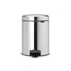 Brabantia newIcon 5L Brilliant Steel