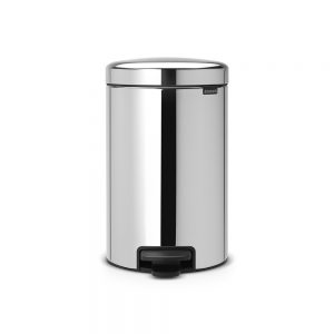 Brabantia newIcon 12 L Brilliant Steel