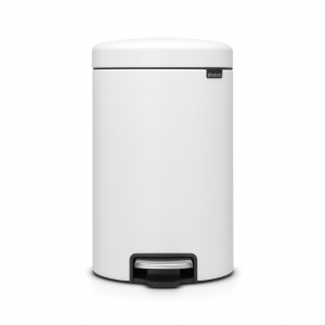 Brabantia newIcon 12 L Mineral Eternal White