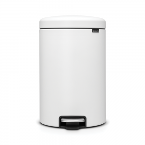 Brabantia newIcon 30 L Mineral Eternal White