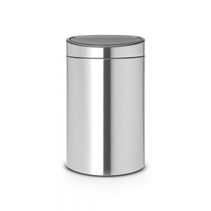Brabantia Touch Bin 40L Finger Print Proof