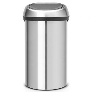 Brabantia Touch Bin 60L Finger Print Proof