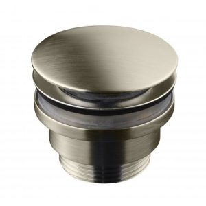 Tapwell 74400 Brushed Nickel