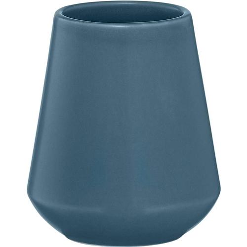 Tandborstmugg Conical Blå
