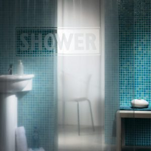 duschdraperi Shower