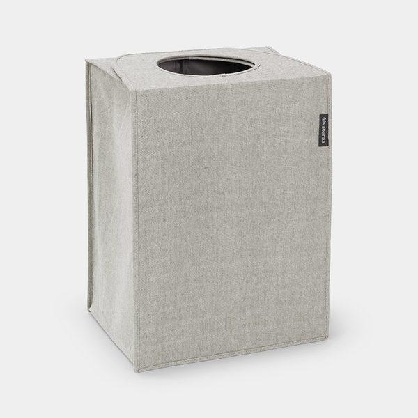 Brabantia Tvättkorg Rektangulär 55L Grey
