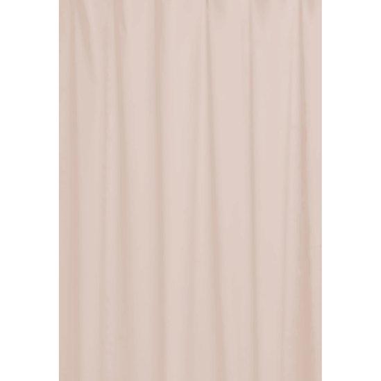 Duschdraperi Neutral Rosa
