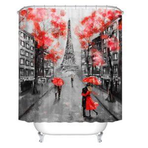 Duschdraperi Paris