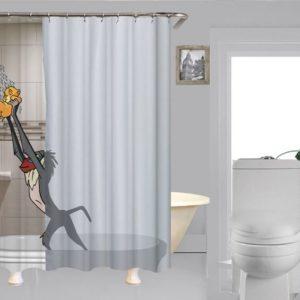 Duschdraperi Simba